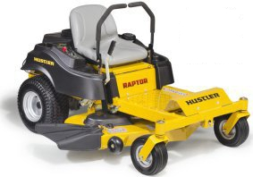 Top Rated Hustler Turf Raptor Zero Turn Mower Review