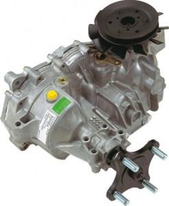 Husqvarna RZ4219 EZT transmission