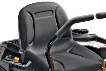 Cub Cadet RZT L 42 inch seat zero turn mower