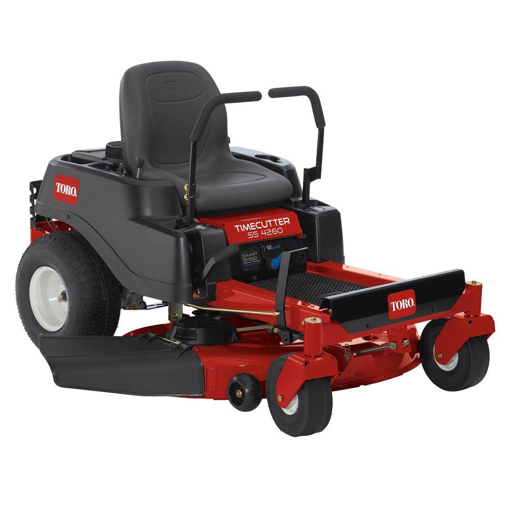Toro Timecutter Ss4260 Review Top Rated Zero Turn Mower