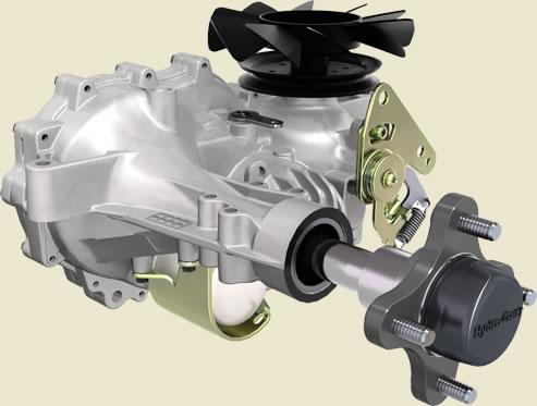 Ariens Max Zoom 60 Hydro Gear 3100 transmission zero turn mower