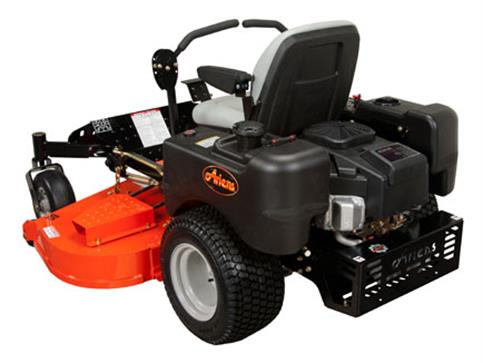 Ariens Max Zoom 60 rear view zero turn mower