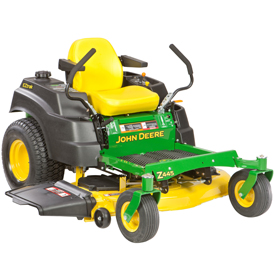 John Deere EZtrak Z235 42 inch zero turn mower
