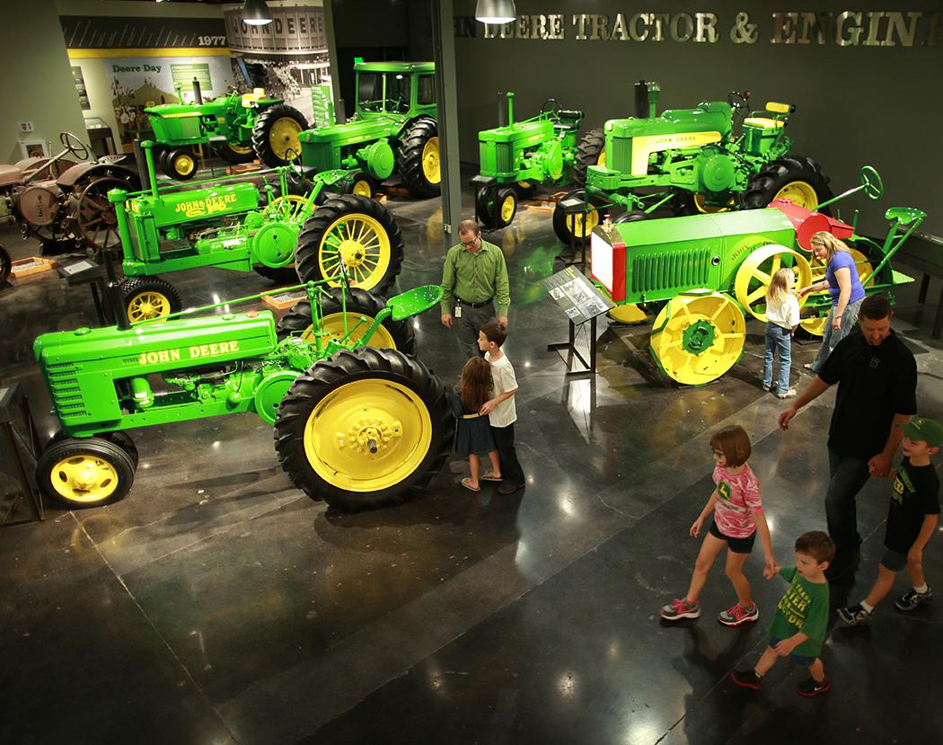 John Deere Tractor and Engine Muesum Review
