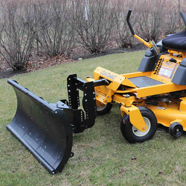 Hustler ztr lawnmower