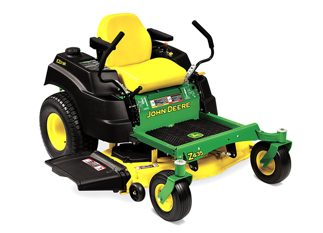 All New 2015 John Deere eztrak Z435 zero turn mower