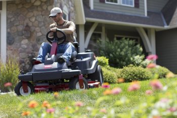 2015 All New Toro TimeCutter SW4200 SW5000 Residential Zero Turn Mower Review
