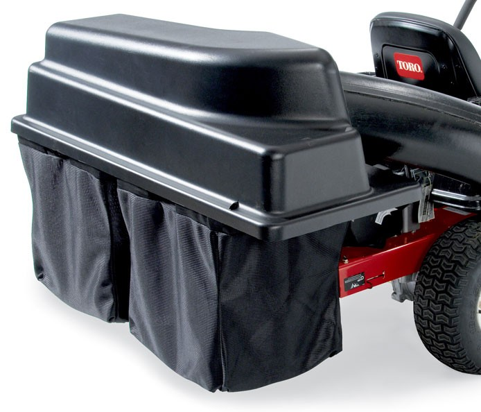 Toro TimeCutter SW4200 Twin Bagger Attachment Reviews