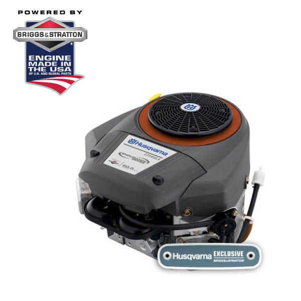 Exclusive Husqvarna Briggs and Stratton V-Twin Zero Turn Mower Endurance Engine