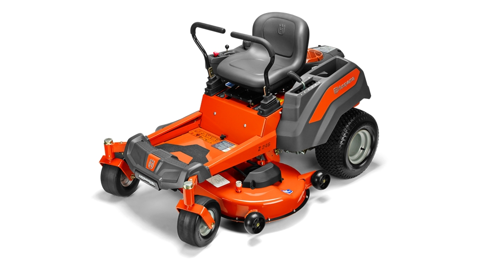 2015 Husqvarna z246i Zero Turn Mower Review