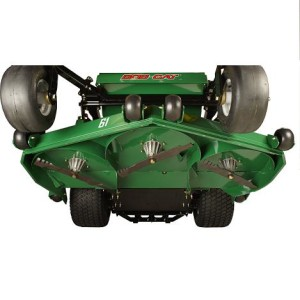 Bobcat XRZ Zero Turn Mower Review Under cutting Deck