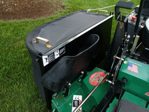 Bobcat XRZ Zero Turn Mower Grass Catcher