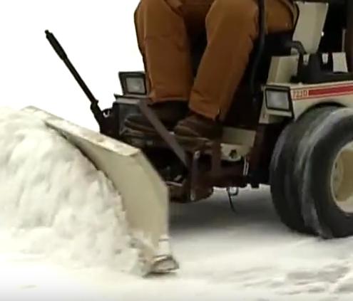 Grasshopper Zero Turn Snow Plow