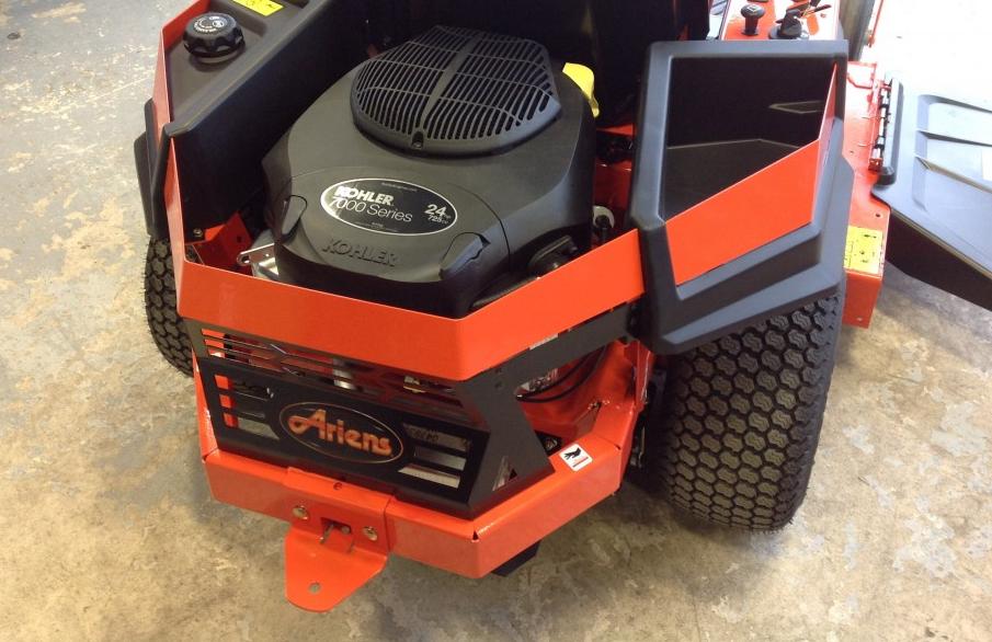 2015 Ariens Ikon-Z Kohler 7000 series engine