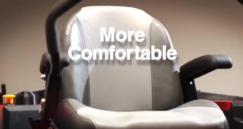 Ariens Ikon-X High Back Seat