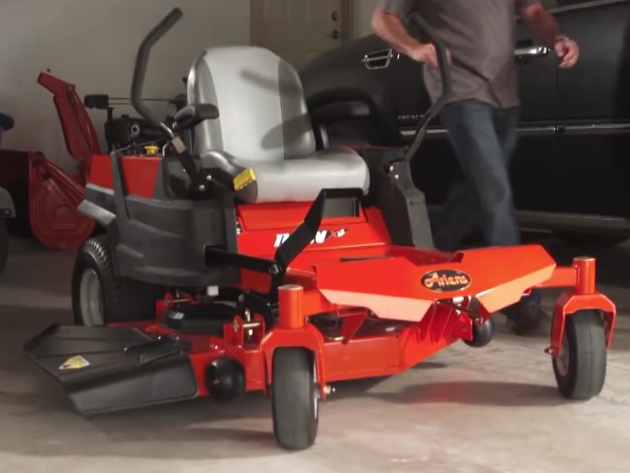 Ariens Ikon X 42 And 52 Inch Zero Turn Review Top Rated