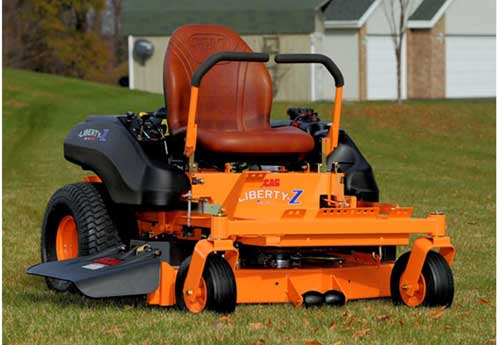 Scag Liberty-Z Zero Turn Lawn Mower Recalled August 25th 2015