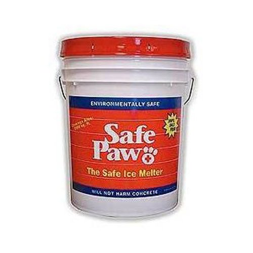 Safe Paw Ice Melt, click to purchase on Amazon