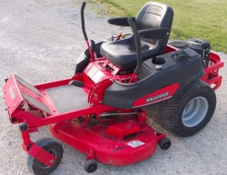 "Snapper 50"" Zero Turn Lawn Mower"