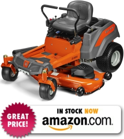 "Husqvarna z254 50"" Zero Turn Lawn Mower For Sale"
