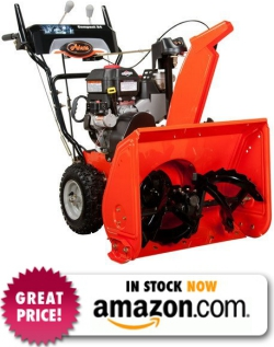 Ariens 920021 Compact 24-inch Snow Thrower