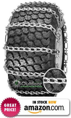Peerless Tire Chains for 20 x 10.00 x 8